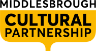 Middlesbrough Cultural partnership logo CMYK